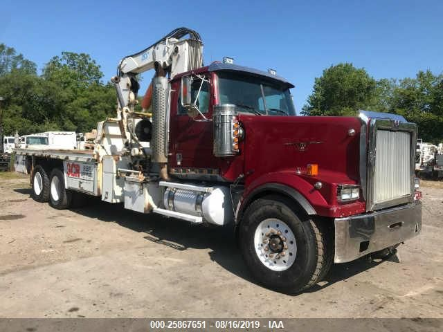 click here to view 2009 WESTERN STAR/AUTO CAR CONVENTIONAL at IBIDSAFELY