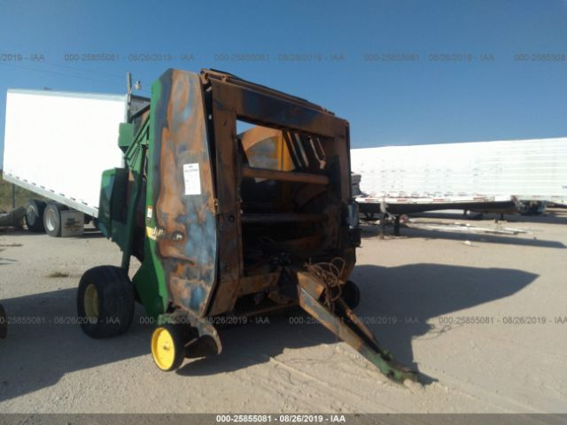 click here to view 2005 JOHN DEERE BALER at IBIDSAFELY