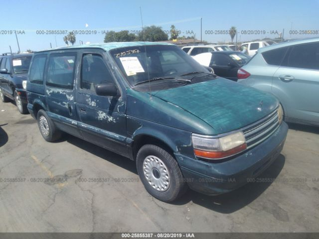 click here to view 1995 PLYMOUTH VOYAGER at IBIDSAFELY
