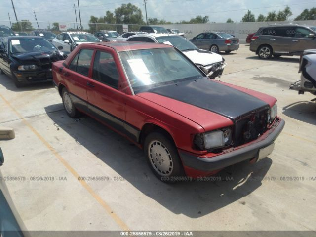 1992 MERCEDES-BENZ 190 - Small image. Stock# 25856579