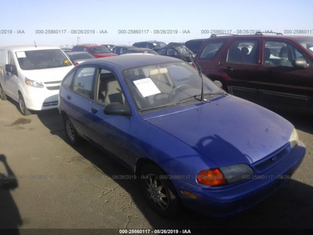 1994 FORD ASPIRE - Small image. Stock# 25860117
