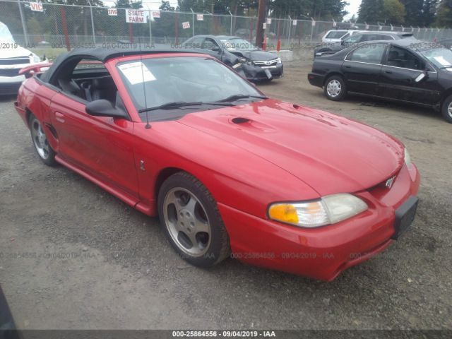 1997 FORD MUSTANG - Small image. Stock# 25864556
