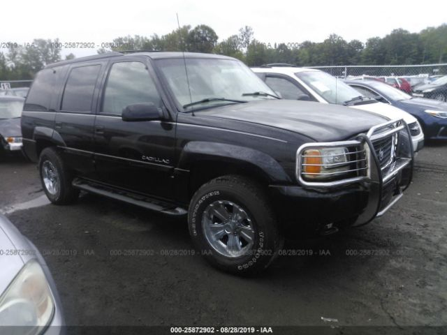 2000 CADILLAC ESCALADE - Small image. Stock# 25872902