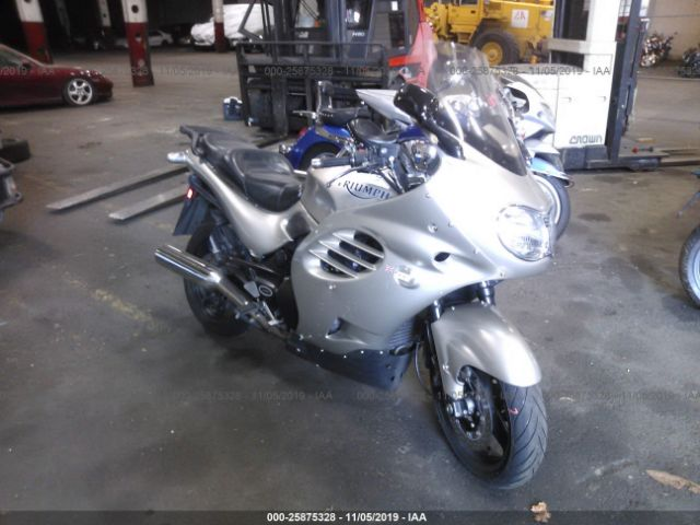 click here to view 2000 TRIUMPH MOTORCYCLE TROPHY at IBIDSAFELY
