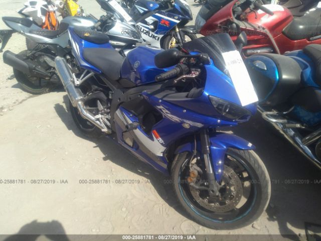 click here to view 2005 YAMAHA YZFR6 at IBIDSAFELY