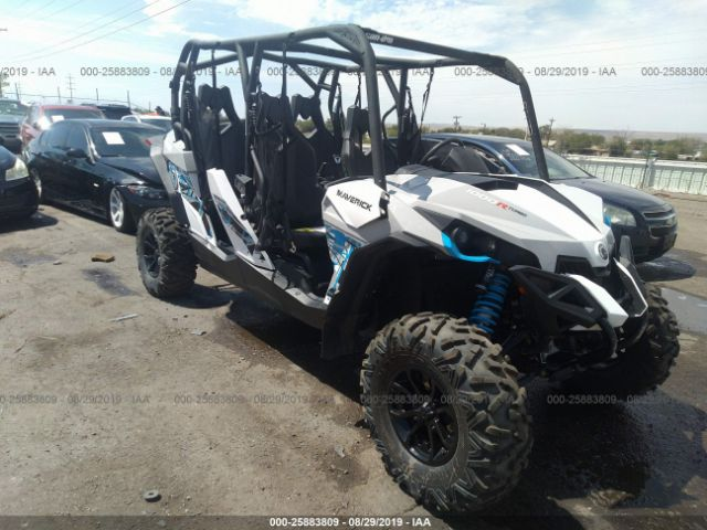 click here to view 2017 CAN-AM MAVERICK MAX at IBIDSAFELY