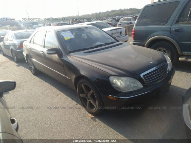 2004 MERCEDES-BENZ S - Small image. Stock# 25887056