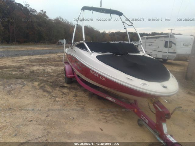 click here to view 2008 SEA RAY 185 SPORT AND TRAILER at IBIDSAFELY
