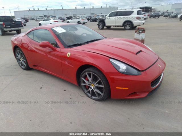 click here to view 2012 FERRARI CALIFORNIA at IBIDSAFELY