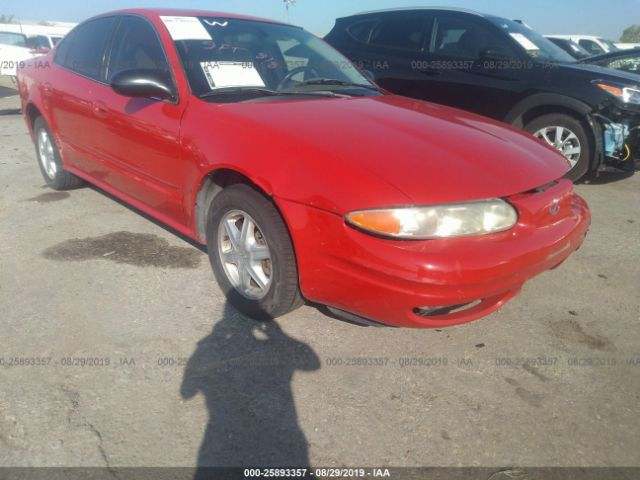click here to view 2003 OLDSMOBILE ALERO at IBIDSAFELY