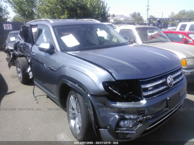 click here to view 2018 VOLKSWAGEN ATLAS at IBIDSAFELY