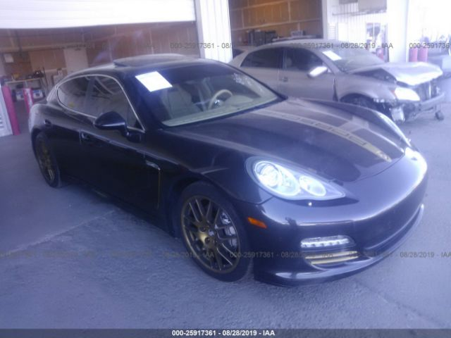 click here to view 2010 PORSCHE PANAMERA at IBIDSAFELY