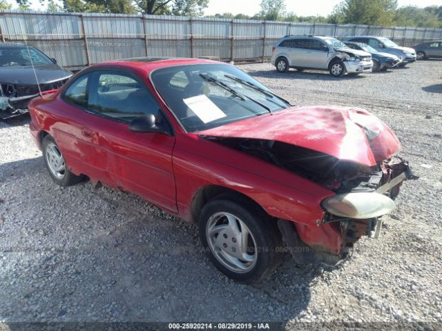 2002 FORD ESCORT - Small image. Stock# 25920214