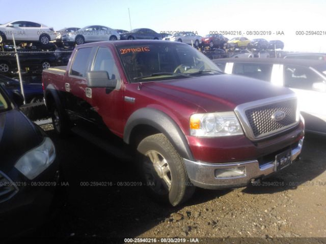 Salvage, Repairable and Clean Title Ford F150 Vehicles for