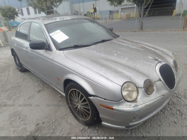 click here to view 2001 JAGUAR S-TYPE at IBIDSAFELY