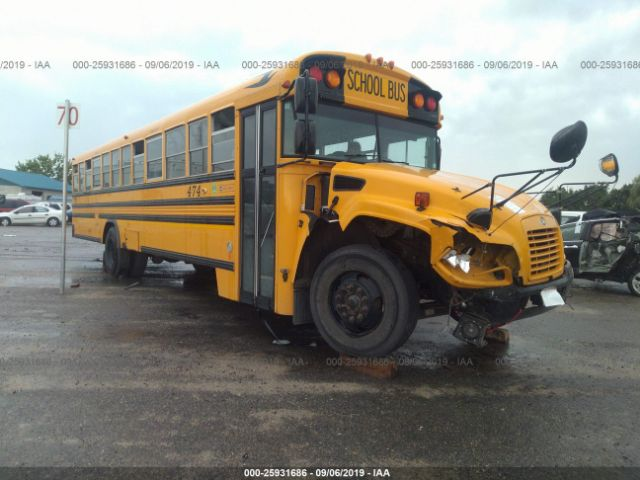 click here to view 2013 BLUE BIRD SCHOOL BUS / TRAN at IBIDSAFELY