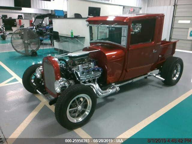 click here to view 1929 FORD TRUCK at IBIDSAFELY