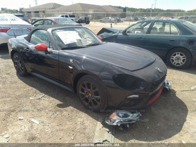 2019 FIAT 124 SPIDER - Small image. Stock# 25933799