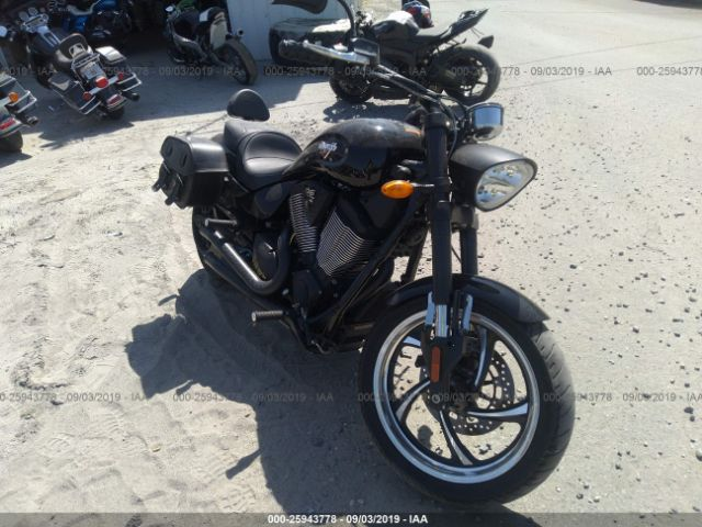 click here to view 2015 Victory Motorcycles HAMMER at IBIDSAFELY
