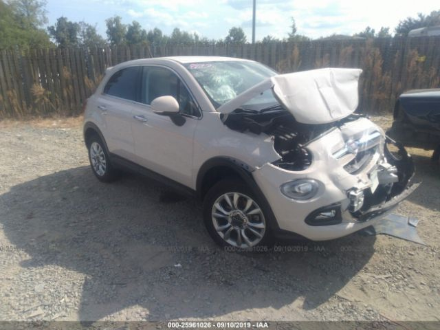 2016 FIAT 500X - Small image. Stock# 25961026