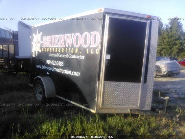 click here to view 2014 ENCLOSED TRAILER 6X10 at IBIDSAFELY