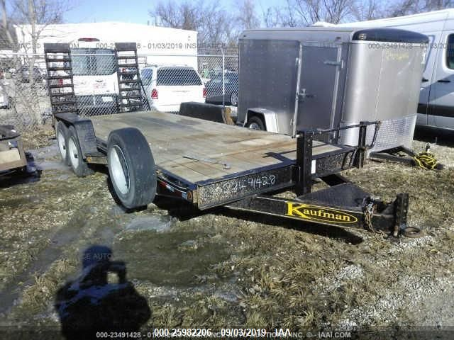 click here to view 2014 CAM TRAILERS 20 FT FLATBED at IBIDSAFELY