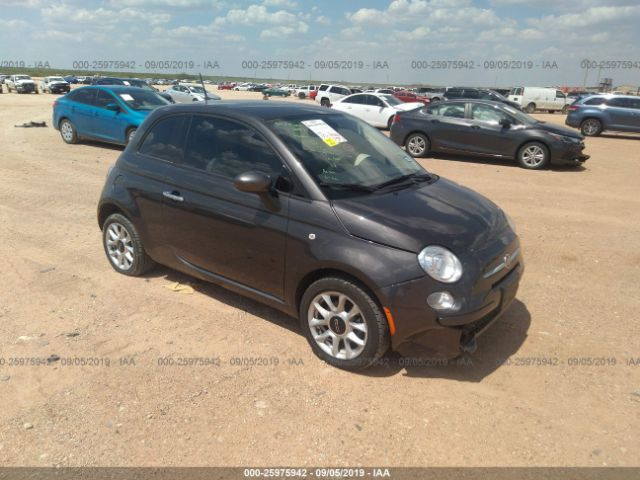 2016 FIAT 500 - Small image. Stock# 25975942
