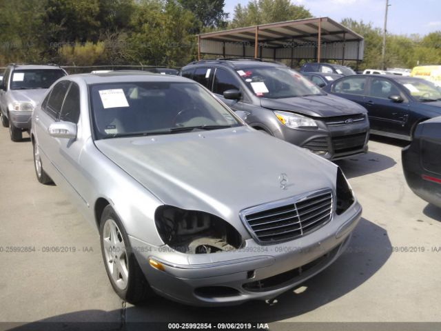 2004 MERCEDES-BENZ S - Small image. Stock# 25992854
