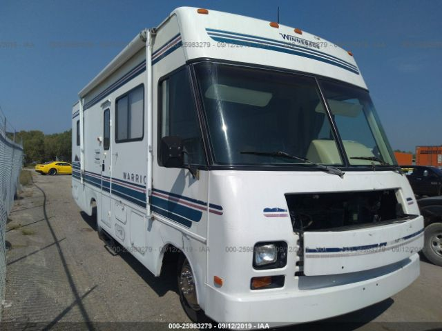 click here to view 1995 WINNEBAGO CLASS A at IBIDSAFELY
