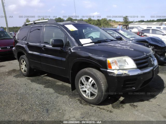 click here to view 2004 MITSUBISHI ENDEAVOR at IBIDSAFELY