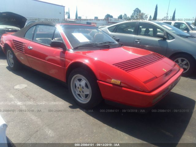 Salvage Repairable And Clean Title Ferrari Vehicles For