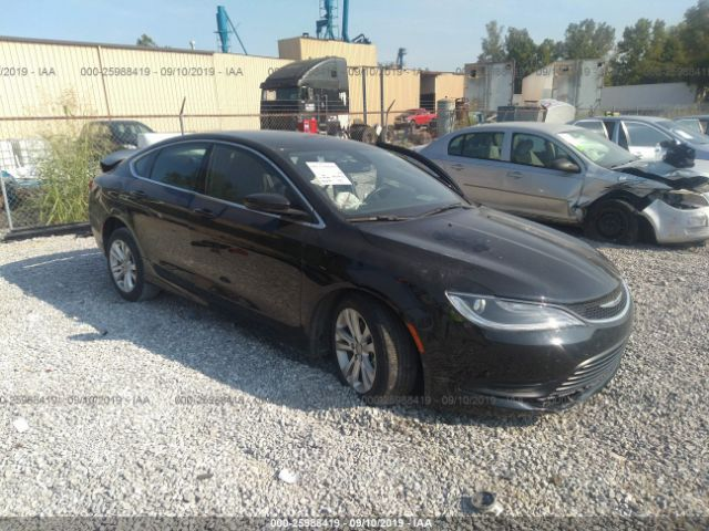 click here to view 2017 CHRYSLER 200 at IBIDSAFELY