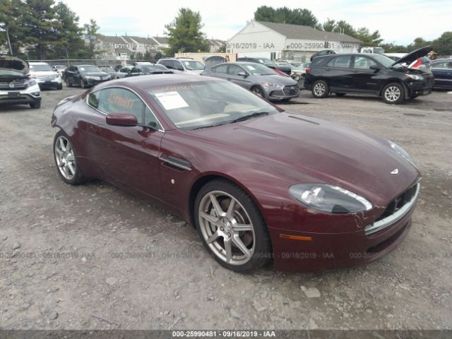 click here to view 2007 ASTON MARTIN V8 at IBIDSAFELY