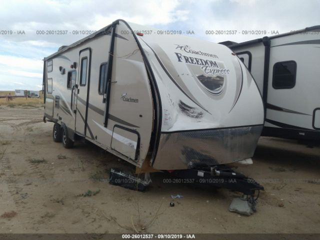 click here to view 2017 COACHMEN FREX25BHS at IBIDSAFELY