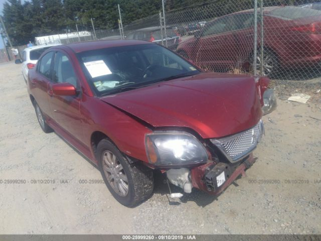 click here to view 2010 MITSUBISHI GALANT at IBIDSAFELY