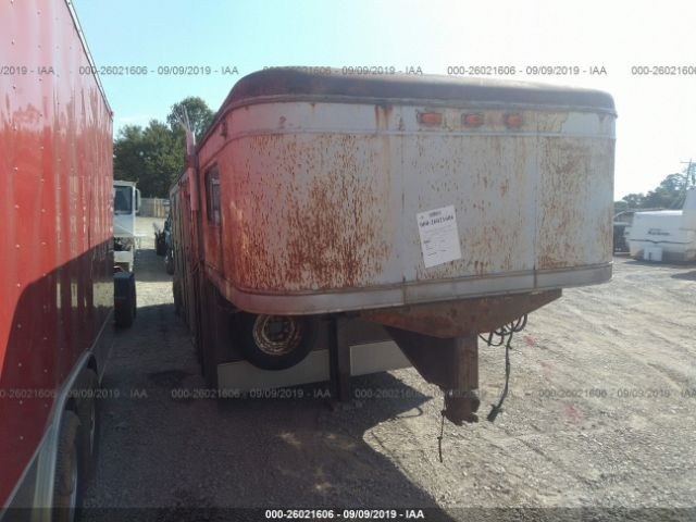 click here to view 1987 ACIER FABREX INC HORSE TRAILER at IBIDSAFELY