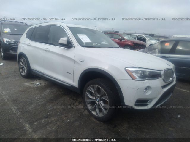 2016 BMW X3 - Small image. Stock# 26005060