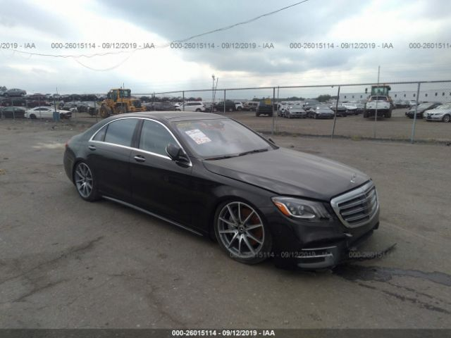 click here to view 2018 MERCEDES-BENZ S at IBIDSAFELY