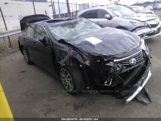 click here to view 2018 LEXUS ES at IBIDSAFELY
