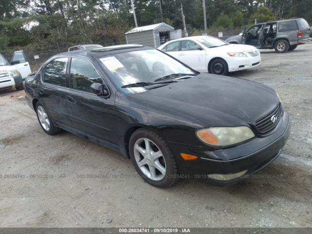 click here to view 2004 INFINITI I35 at IBIDSAFELY