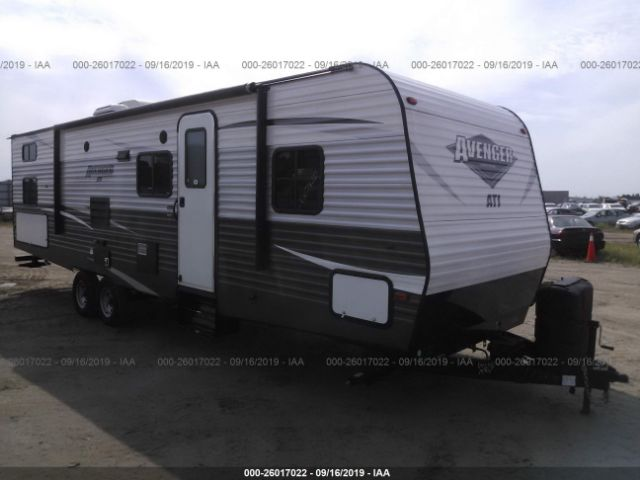 click here to view 2019 FOREST RIVER AVENGER ATI at IBIDSAFELY