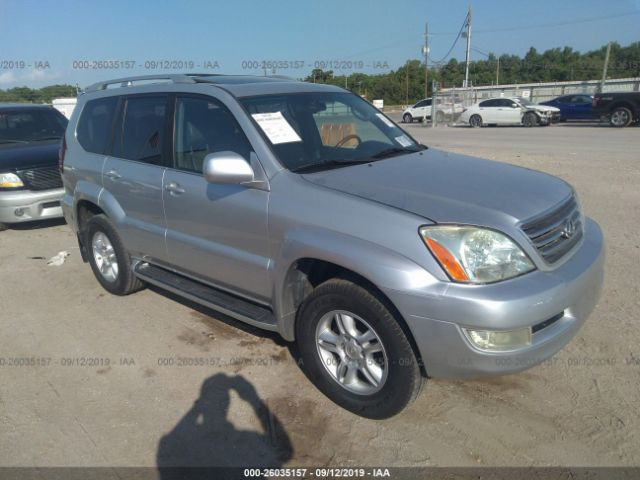 click here to view 2006 LEXUS GX at IBIDSAFELY