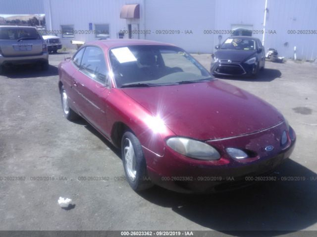 2002 FORD ESCORT - Small image. Stock# 26023362