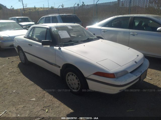 1991 MERCURY CAPRI - Small image. Stock# 26029761