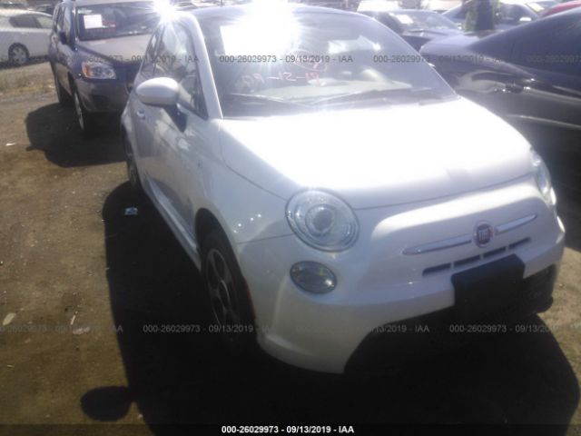 2017 FIAT 500 - Small image. Stock# 26029973