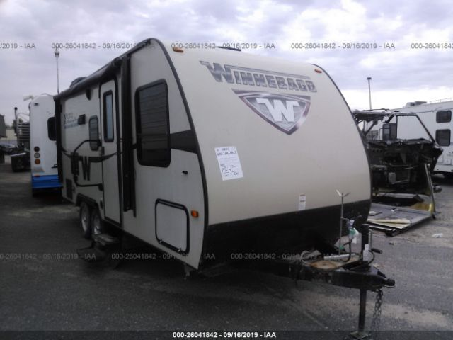 click here to view 2016 WINNEBAGO MIN2106FBS at IBIDSAFELY