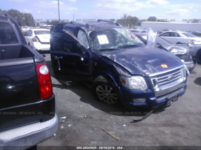 2007 FORD EXPLORER SPORT TRAC - Small image. Stock# 26043925