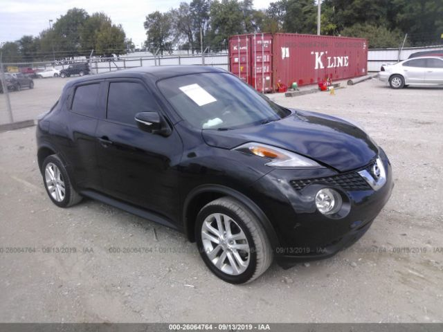 click here to view 2016 Nissan Juke at IBIDSAFELY
