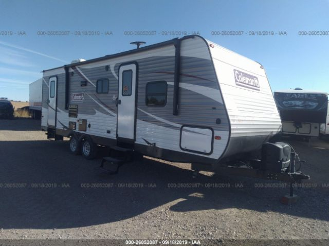 click here to view 2018 COLEMAN 263BH at IBIDSAFELY