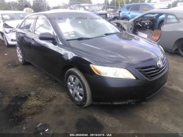 2007 TOYOTA CAMRY NEW GEN - Small image. Stock# 26054548